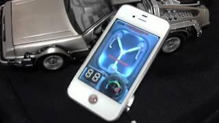 getlinkyoutube.com-iPhone用 次元転移装置 アプリ 【バック・トゥ・ザ・フューチャー】