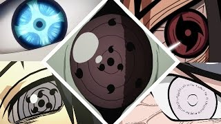getlinkyoutube.com-اقوى 5 عيون [Top 5 Naruto]