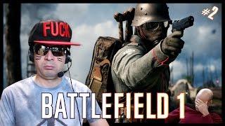 getlinkyoutube.com-ΜΕ Γ@ΜΗΣΑΝ! (Battlefield 1 Online #2)