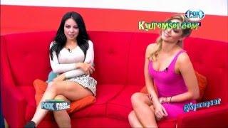 getlinkyoutube.com-Jimena Sanchez - Sexy Minifalda