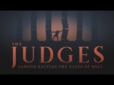 The Judges: Samson Battles the Gates of Hell