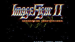 getlinkyoutube.com-Image Fight II - Hard mode - Longplay - PC Engine - TurboGrafx-16 - SuperCDRom² - Shmups - STG