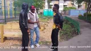 BOYS KASA (Akwasi guy-guy) Episode 2 - Asante Akan Twi Movie
