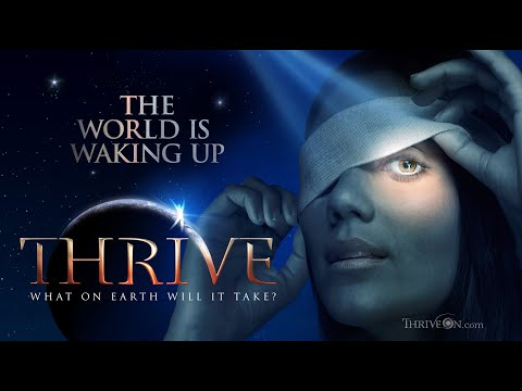 (Trailer) THRIVE: What On Earth Will It Take?