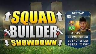 getlinkyoutube.com-FIFA 15 SQUAD BUILDER SHOWDOWN!!! TOTS NEYMAR!!! Insane Neymar Fifa 15 Discard Squad Builder Duel