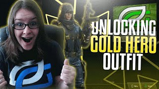 getlinkyoutube.com-UNLOCKING GOLD HERO OUTFIT (20+ Streak) Black Ops 3 Hero Challenge
