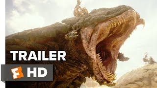 getlinkyoutube.com-Gods of Egypt Official Trailer #2 (2016) - Brenton Thwaites, Gerard Butler Movie HD