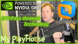 getlinkyoutube.com-Pass-Through a NVIDIA GRID K1 to VM on ESXi 6.0 - 414