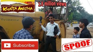 Khatta Meetha movie best spoof Akshay kumar Rajpal yadav Jhonny lever//RAKKI VINES