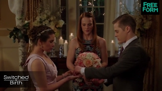 Switched at Birth   Season 5, Episode 3: Toby and Lily's Wedding Ceremony   Freeform