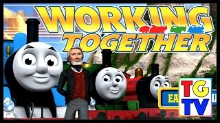 getlinkyoutube.com-Thomas and Friends King of the Railway All 6 Games