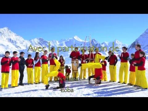 Journée de Ski Capoeira Dos Alpes 2013