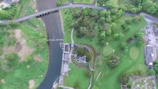 getlinkyoutube.com-DJI Phantom 3 Maximum Height Test | Top Max Altitude Test 4K in Ireland