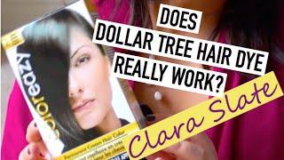 getlinkyoutube.com-Does DOLLAR TREE hair dye really work?   Dollar Tree Review