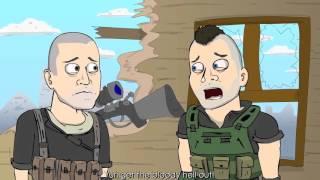 getlinkyoutube.com-♪ CALL OF DUTY MW3 THE MUSICAL   Animated Parody