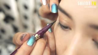 getlinkyoutube.com-|SHiNE TV|第一次化妝就上手!低調女帥氣變身彩妝教學