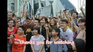 getlinkyoutube.com-MY Astro开心乐龙龙 Pavilion 拍摄片段