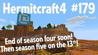 Hermitcraft season 5 announcement (for real)— Hermicraft 4 ep 179