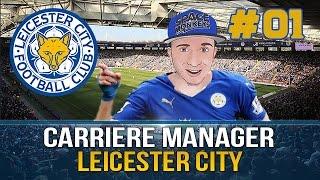 getlinkyoutube.com-FIFA 16   Carrière FUMA   Leicester #01 : Mercato
