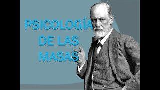 Psicología de las masas de Sigmun Freud