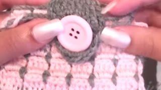 getlinkyoutube.com-How to Buttonhole in crochet