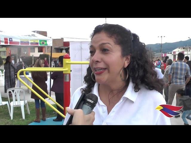 ALCALDÍA DE PASTO ENTREGÓ PARQUE RECREATIVO Y SALUDABLE A COMUNIDAD DEL BARRIO AGUALONGO