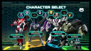 Transformers Prime The Game Wii U Multiplayer part 9
