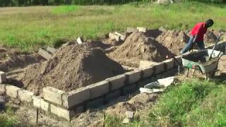 How to Build pig Housing, Zimbabwe