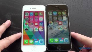 getlinkyoutube.com-iPhone 5S vs. iPhone 5