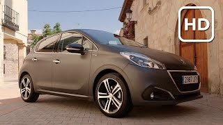 getlinkyoutube.com-Peugeot 208: de estreno