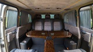 getlinkyoutube.com-Переоборудование микроавтобуса Mercedes Vito VIP (Мерседес Вито) от AKKERMAN-BUS