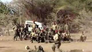 getlinkyoutube.com-Training the Kenyan Soliders
