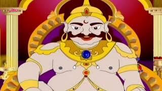 Kumbhakarna : The Sleeping Demon - Tamil Animated Story Part 2