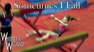 getlinkyoutube.com-Sometimes I Fall   Whitney Bjerken Gymnastics