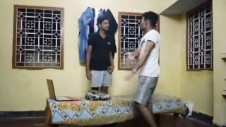 A boy how to react GF vs BF