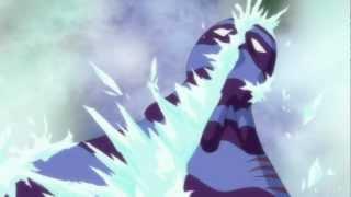 Brook vs Zeo - Kasuriuta Fubuki Giri [1080p]