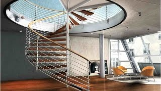 SketchUp tutorial | how to modeling spiral staircase
