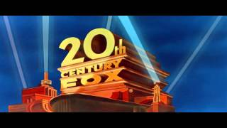 20th Century Fox logo (1981) [with extended fanfare #2] (HD) width=