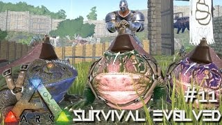getlinkyoutube.com-ARK: Survival Evolved - NEW BEELZEBUFO FROG - TAMING - BIOMES UPDATE !!! [Ep 11] (Gameplay)