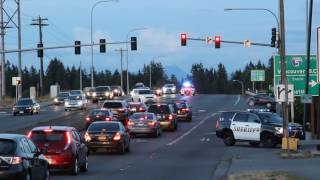 getlinkyoutube.com-Multiple Law Enforcement Agencies Responding Code 3 to Stolen Vehicle Call