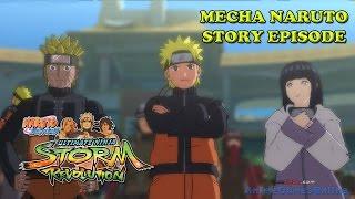 getlinkyoutube.com-Naruto Shippuden Ultimate Ninja Storm Revolution Mecha Naruto Story Episode (EMOTIONAL FINALE)
