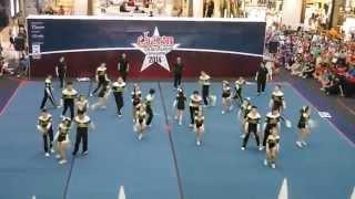 Cheer Aces Jacks at C3 2014 (CHAMPION)