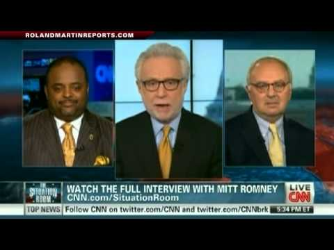 ROLAND S. MARTIN: Romney Pivot On 47% Statement A Result Of Comments Effect On His Polling Data