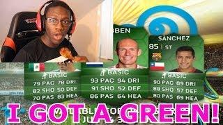 getlinkyoutube.com-I GOT A GREEN CARD!! - Pack Opening