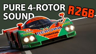 getlinkyoutube.com-Orgasmic sound of 4-rotor Mazda 787B
