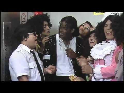 O Ascensorista | Michael Jackson cover [Papeiro da Cinderela]