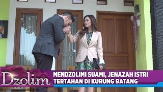 Menyedihkan! Istri Selingkuh Saat Suami Sedang Sakit - Dzolim part 5 (31/8)