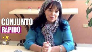 getlinkyoutube.com-JUEGO TEJIDO BUFANDA Y GORRO - Con DEDOS fácil y rápido - Tejiendo con LAURA CEPEDA