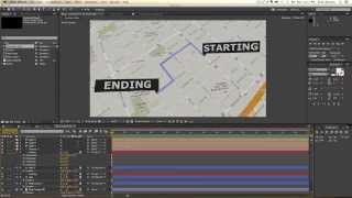 getlinkyoutube.com-After Effects Tutorial: Animated Map