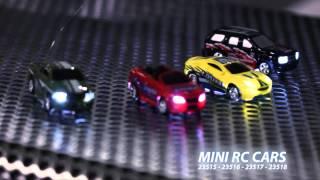getlinkyoutube.com-Mini RC Car Revell 23515-23518